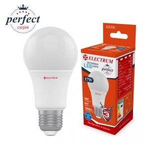 Лампа світлодіодна стандартна LS-32 17W E27 4000K алюмопл. корп. A-LS-1141