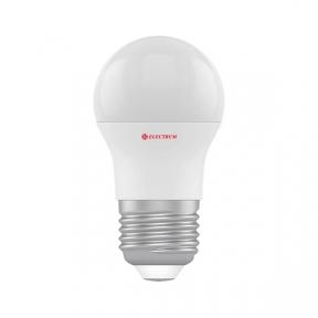 Лампа світлодіодна куля LB-32 8W E27 4000K алюмопласт. корп. A-LB-1431