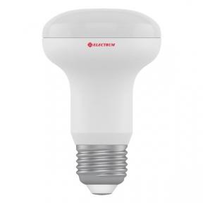 Лампа світлодіодна рефлекторна R63 LR-10 8W E27 3000K алюмопл. корп. A-LR-1184