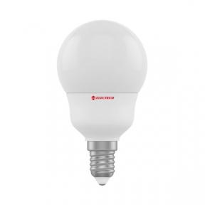 Лампа світлодіодна стандартна А50 LD-7 6W E14 3000K алюмопл. корп. A-LD-1356
