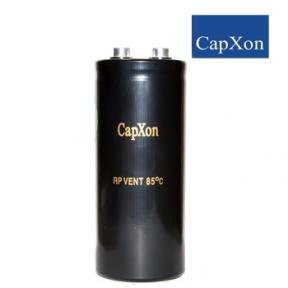 6800mkf - 400v  БОЛТОВЫЕ  RP 76*160  Capxon (клеми з гвинтовим кріпленням) -25 ° C ~ + 85 ° C